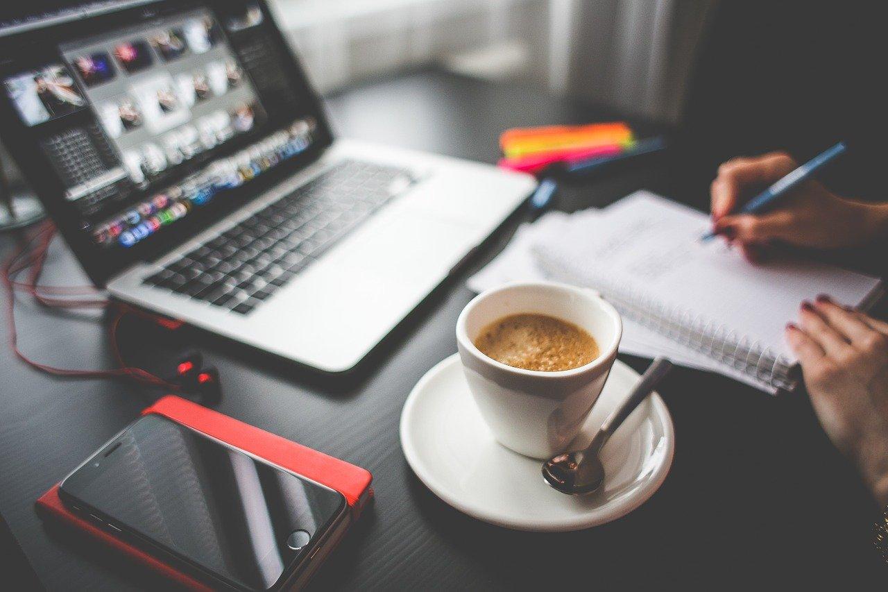 drink, coffee, work